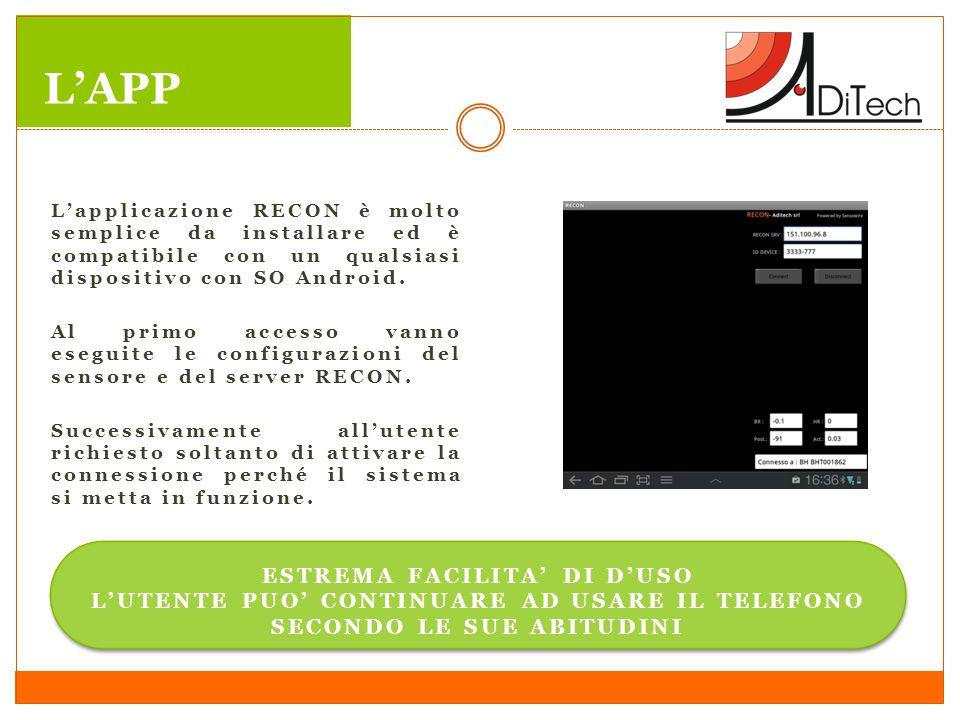 Al portale si accede tramite web browser (Mozilla).