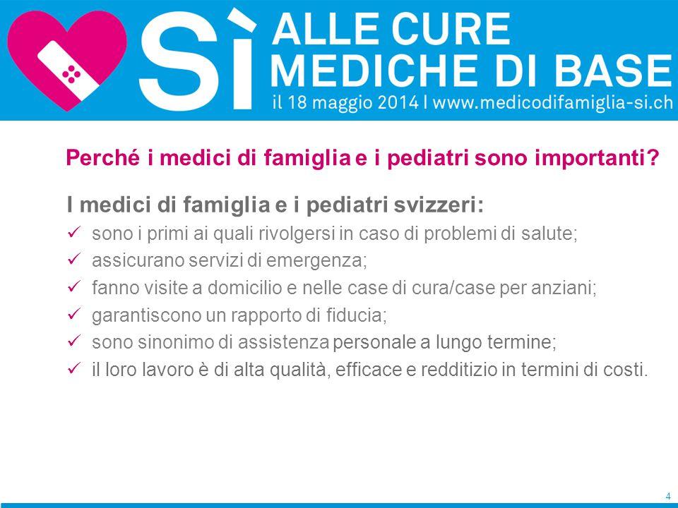 4 Perché i medici di famiglia e i pediatri sono importanti.