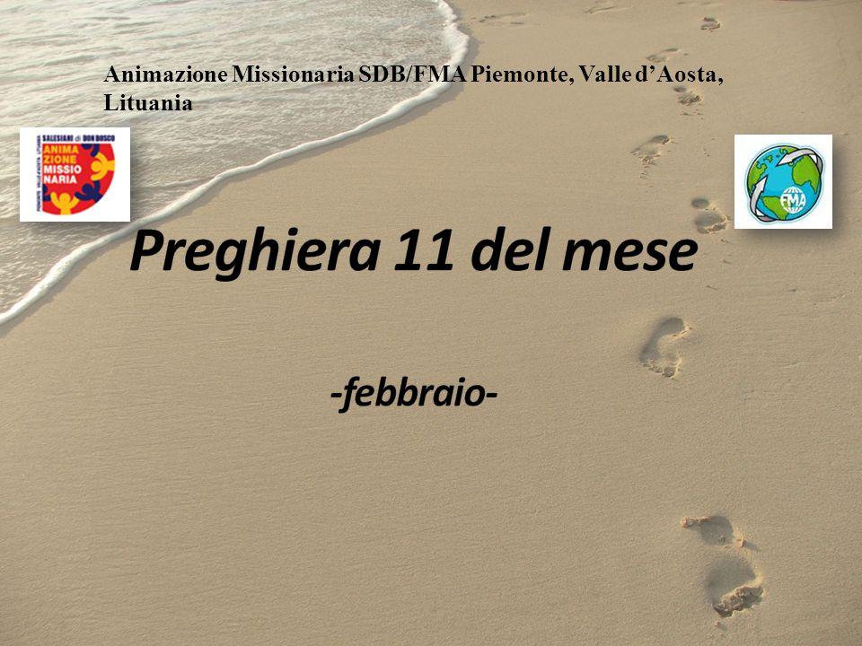 Animazione Missionaria SDB/FMA Piemonte, Valle d'Aosta, Lituania