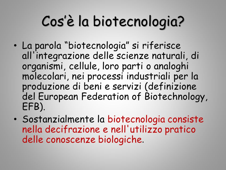 Date fondamentali per la biotecnologia: 1750 A.C.- I Sumeri fermentano la birra.