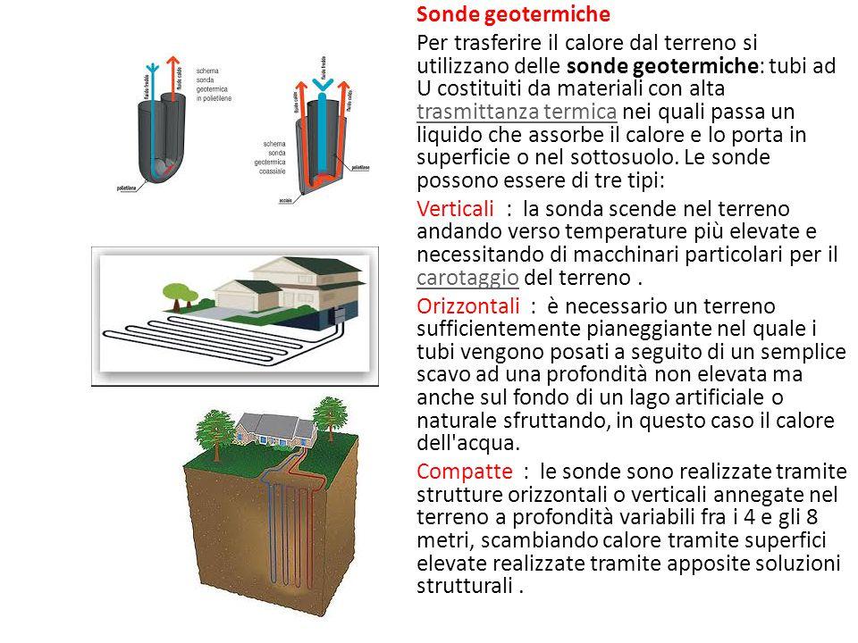 Tipologia delle sorgenti geotermiche Le sorgenti geotermiche si possono dividere in tre tipologie: sorgenti idrotermiche: la sorgente si trova 1000-20