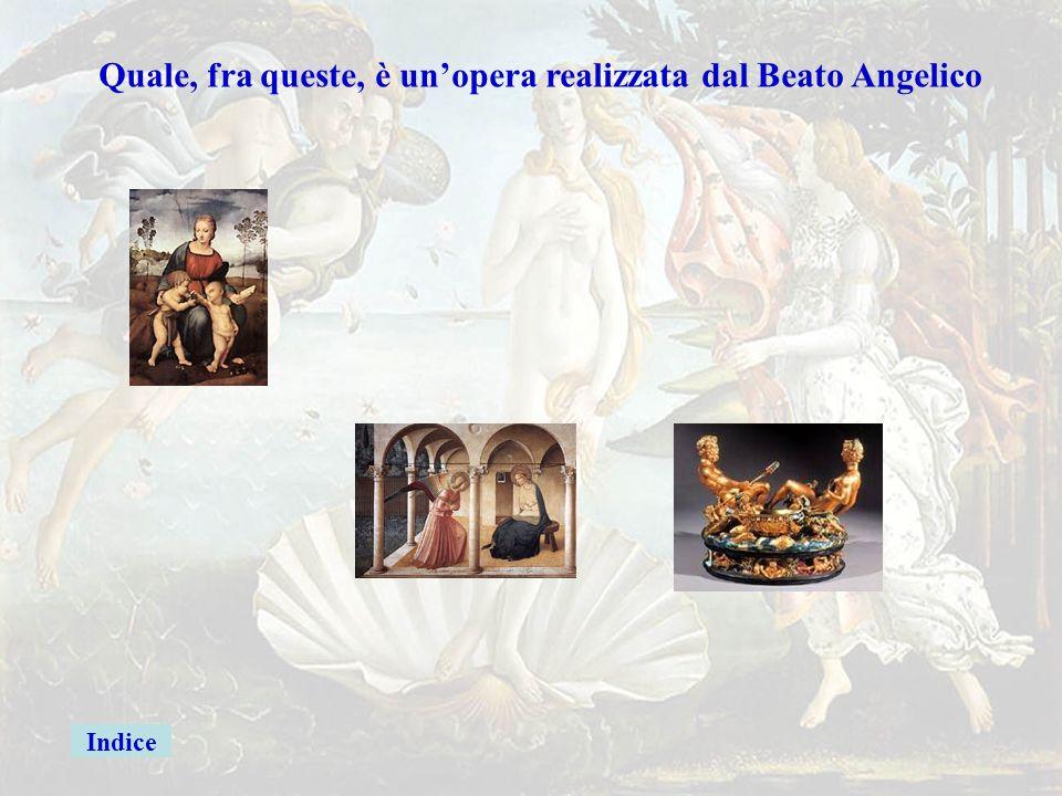 leonardo1giusta Quale, fra queste, è un'opera realizzata da Leonardo da Vinci? Il tributo Masaccio Firenze L'uomo Vitruviano Leonardo da Vinci Ritratt
