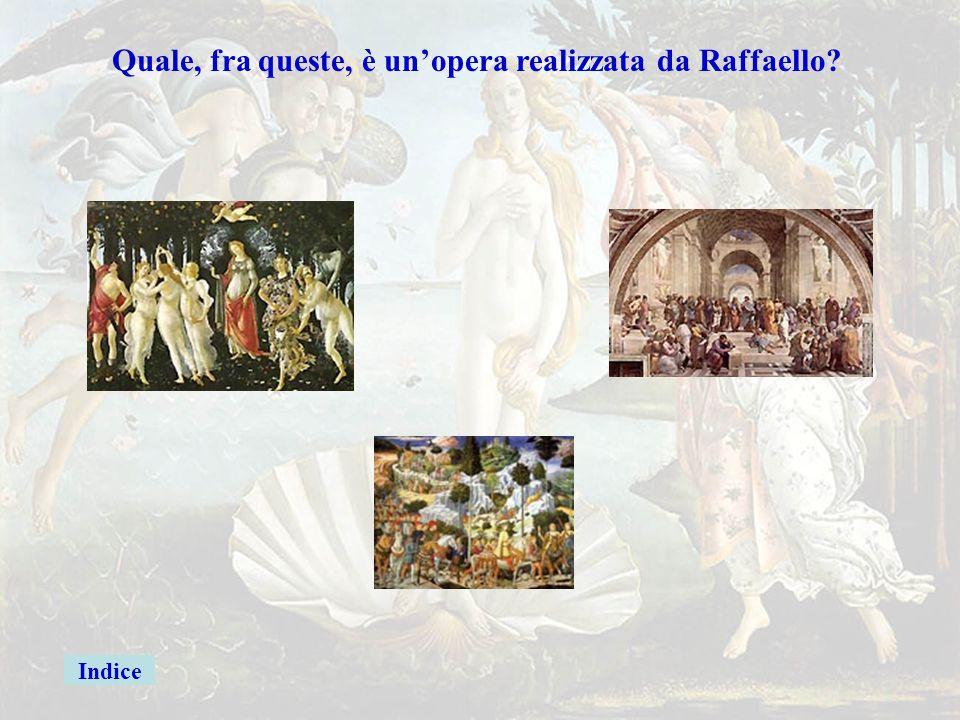 beatogiusto Quale, fra queste, è un'opera realizzata dal Beato Angelico? Madonna del Cardellino Raffaello Firenze Annunciazione Beato Angelico Firenze
