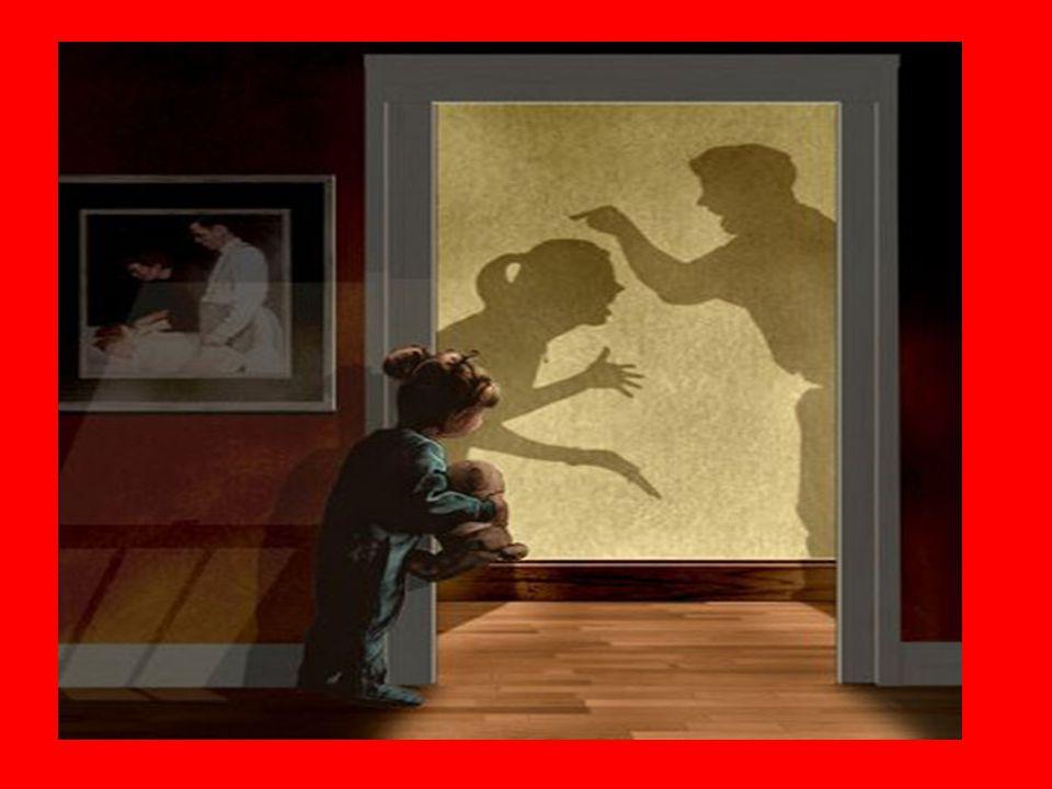 I danni riportati dai bambini spettatori della violenza fisica,sessuale e psicologica commessa da un genitore contro l'altro prende il nome di violenza ASSISTITA.La violenza assistita è una forma di maltrattamento psicologico che si manifesta quando un bambino si trova esposto a forme di violenza esercitata su figure di riferimento,adulte o minori.