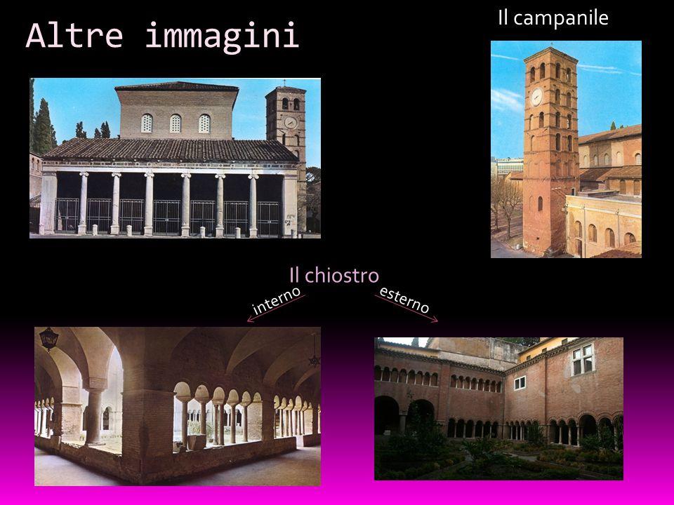 Altre immagini Il chiostro interno esterno Il campanile