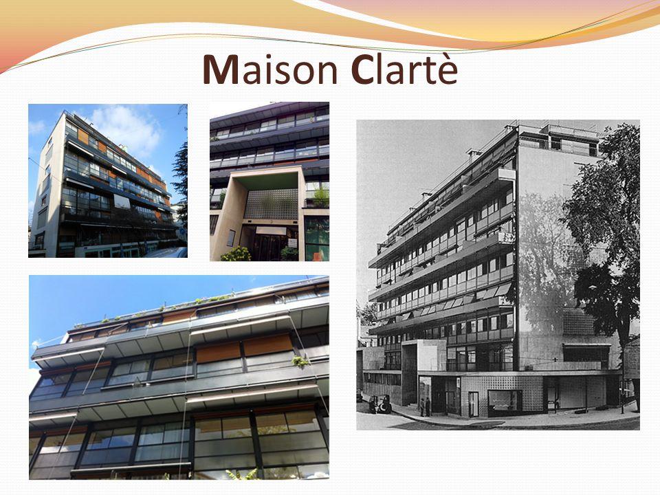 Maison Clartè