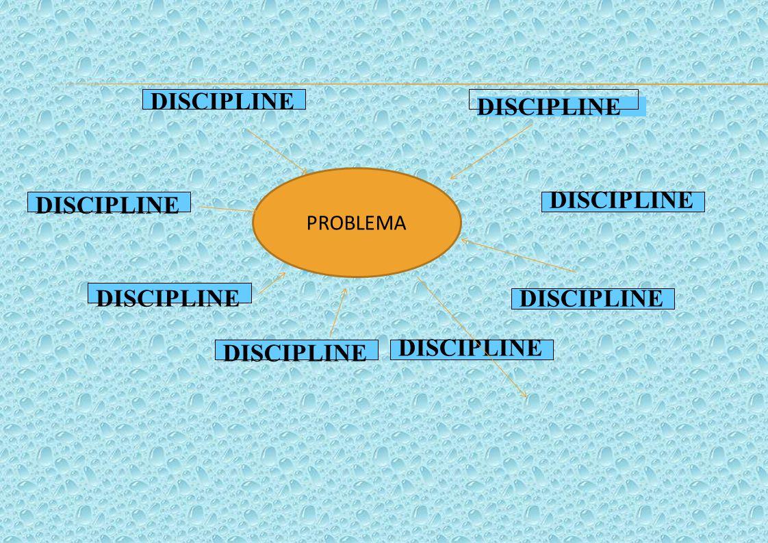 OBIETTIVO FORMATIVO DISCIPLINE PROBLEMA