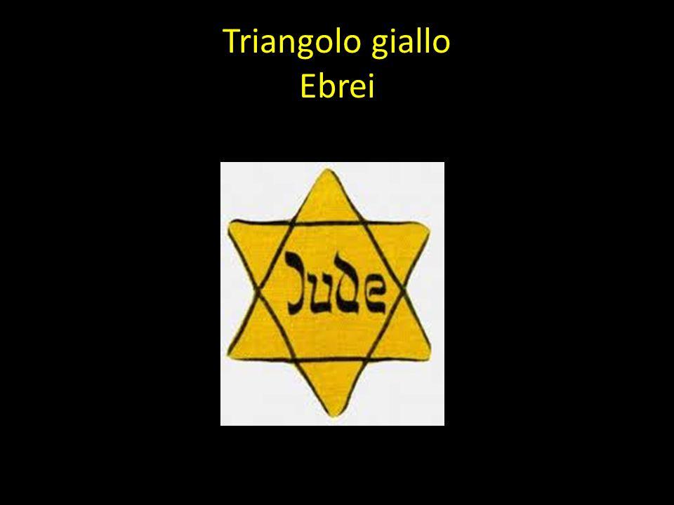 Triangolo rosso Prigionieri politici
