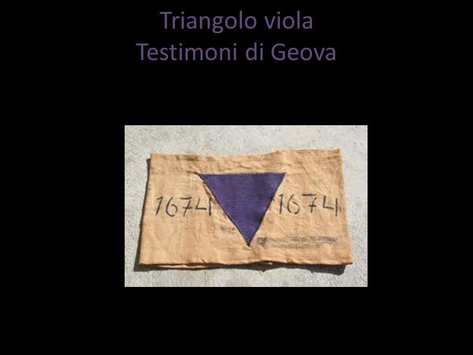 Triangolo nero asociali