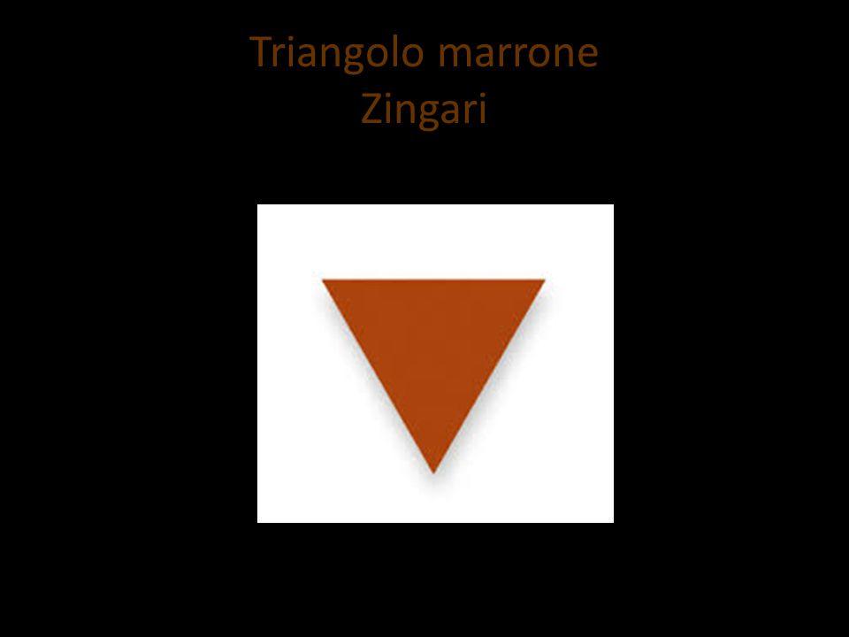 Triangolo rosa Omosessuali