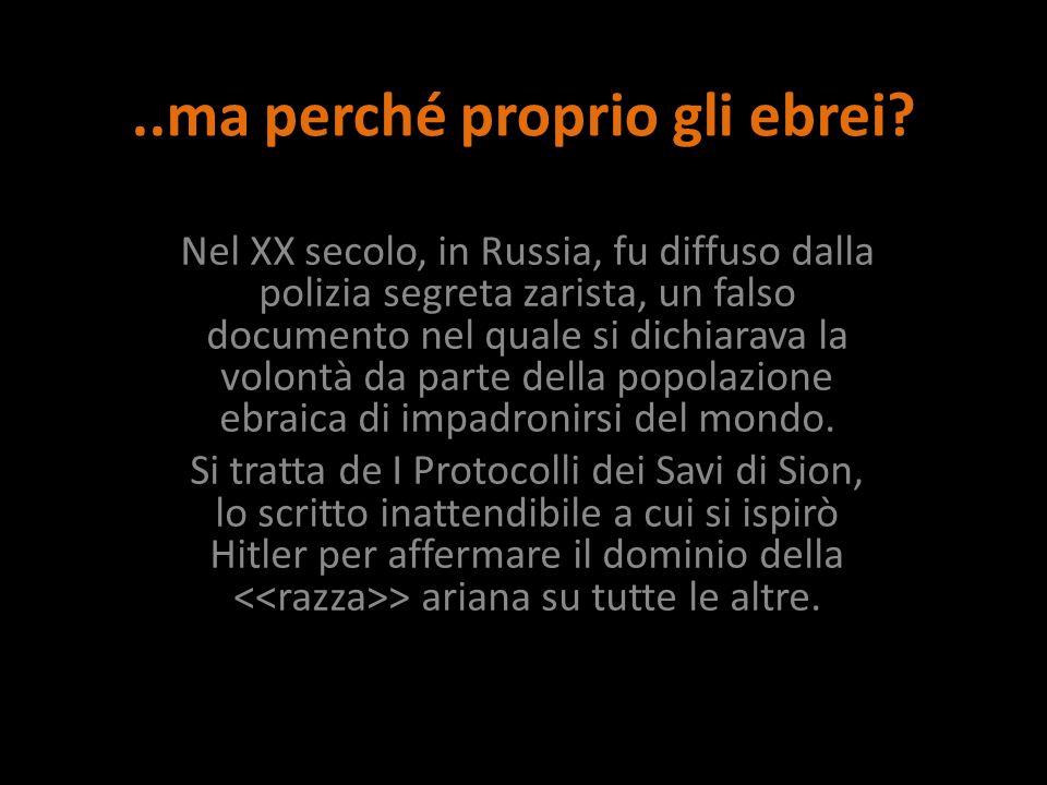 Perché il 27 gennaio? ''La Repubblica Italiana riconosce il giorno 27 gennaio, data dell'abbattimento dei cancelli di Auschwitz da parte delle truppe