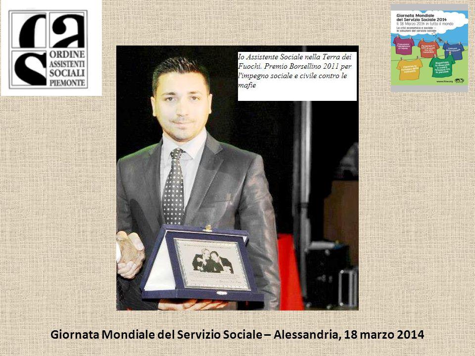 Giornata Mondiale del Servizio Sociale – Alessandria, 18 marzo 2014