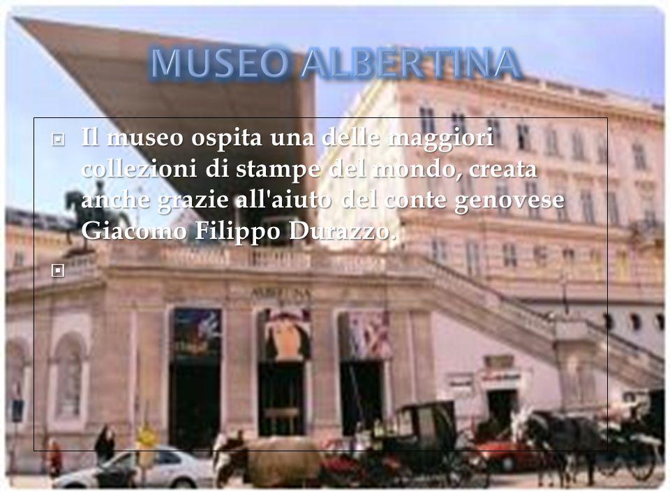  Il museo ospita una delle maggiori collezioni di stampe del mondo, creata anche grazie all'aiuto del conte genovese Giacomo Filippo Durazzo. 
