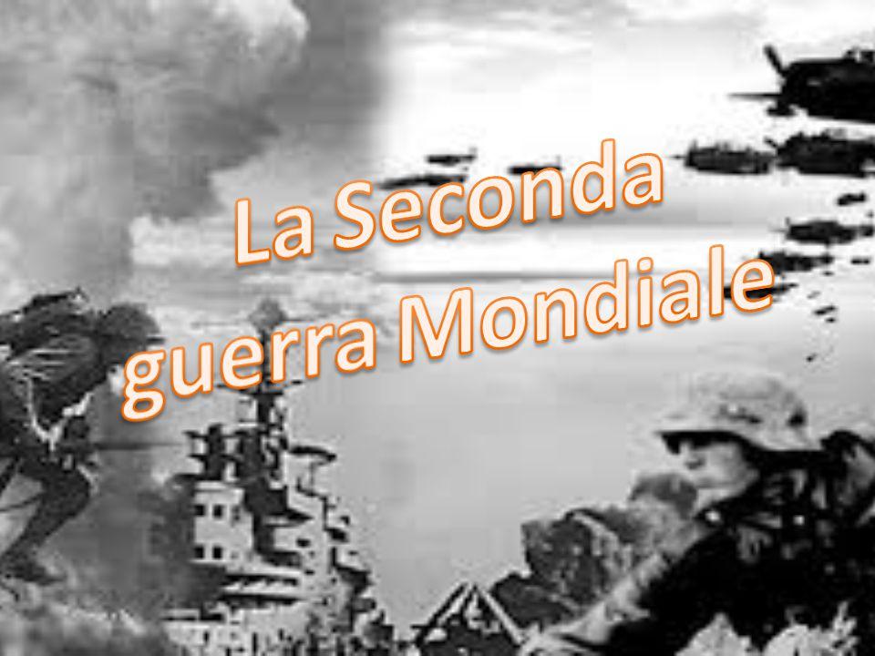 I più importanti mezzi della seconda guerra mondiale sono: