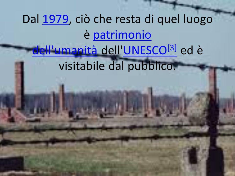 Dal 1979, ciò che resta di quel luogo è patrimonio dell'umanità dell'UNESCO [3] ed è visitabile dal pubblico.1979patrimonio dell'umanitàUNESCO [3]