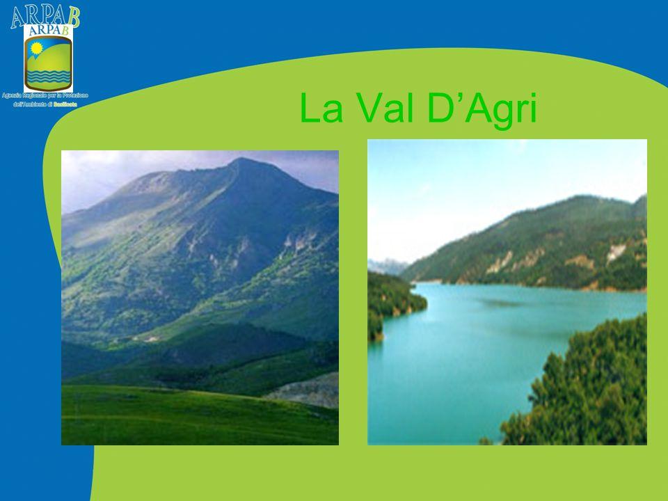 La Val D'Agri