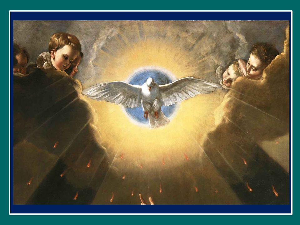 Per Te sciámus da Patrem noscámus atque Fílium, Fa' che conosciamo il Padre come pure il Figlio suo teque utriúsque Spíritum credámus omni témpore.