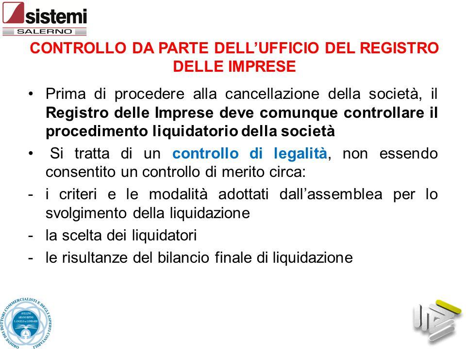 Non potendosi irrogare la sanzione nei confronti della società cancellata, il Tribunale di Milano si è posto quindi il problema di stabilire se, alla luce del D.lgs.
