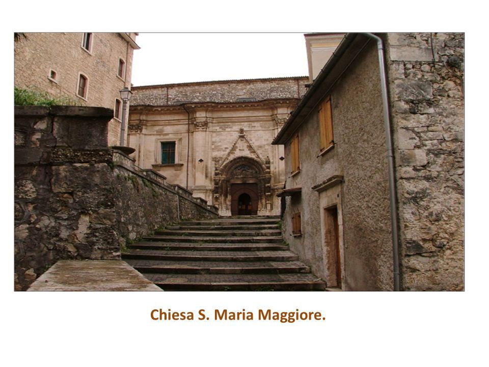 Chiesa S. Maria Maggiore.