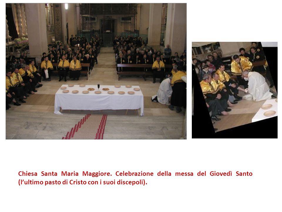 Chiesa Santa Maria Maggiore.