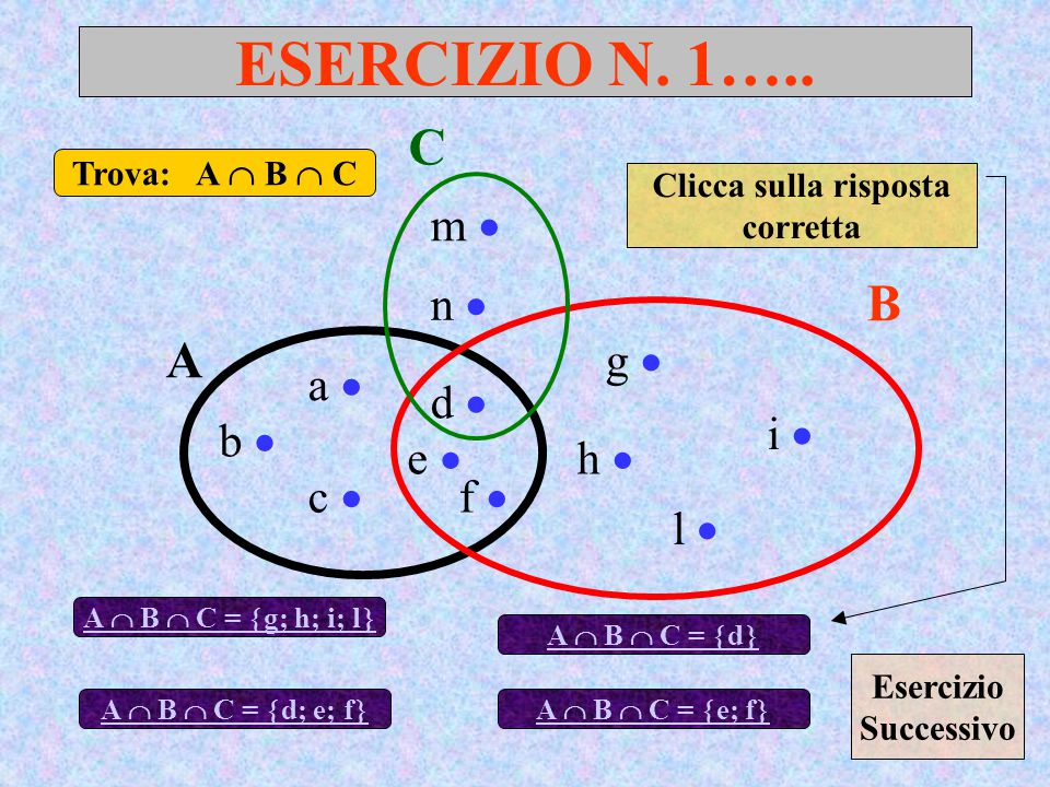 ESERCIZIO N.1…..