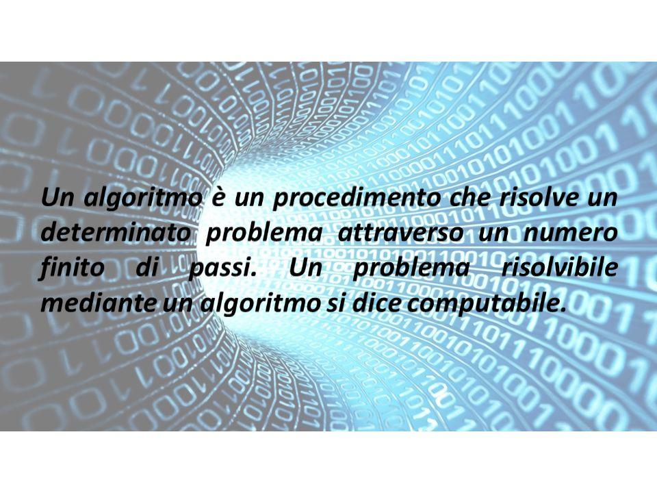 Algoritmo che viene utilizzato per elencare gli elementi di un insieme secondo una sequenza stabilita da una relazione d ordine, in modo che ogni elemento sia minore (o maggiore) di quello che lo segue.