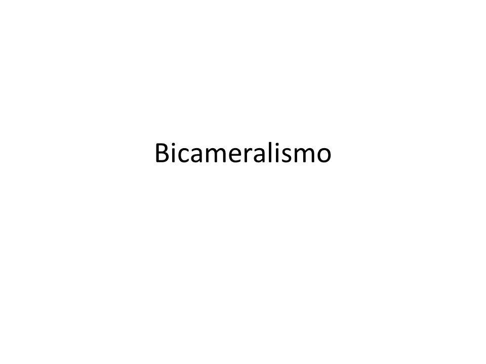È scientificamente corretto fare la storia del bicameralismo ?