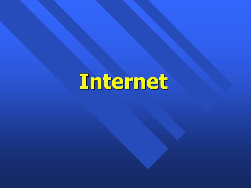 Posta elettronica (2) n I principi sono gli stessi della posta normale –invio di lettere a qualcuno –ricezione per posta di riviste –ricezione di pubblicità n Ogni utente ha un indirizzo univoco di posta elettronica n Es:user@unian.it