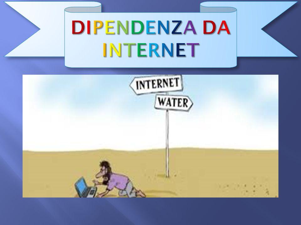 La dipendenza da internet è un comportamento osservabile che può avere un impatto negativo sulla vita di chi lo presenta, ossia che disturba la vita familiare e di relazione.