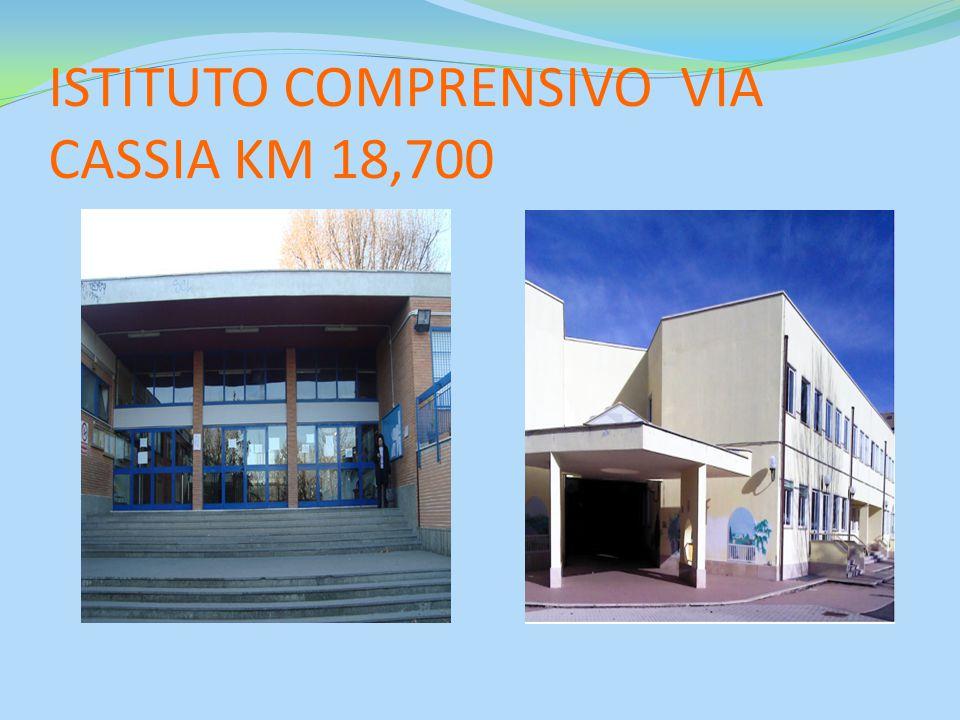 ISTITUTO COMPRENSIVO VIA CASSIA KM 18,700