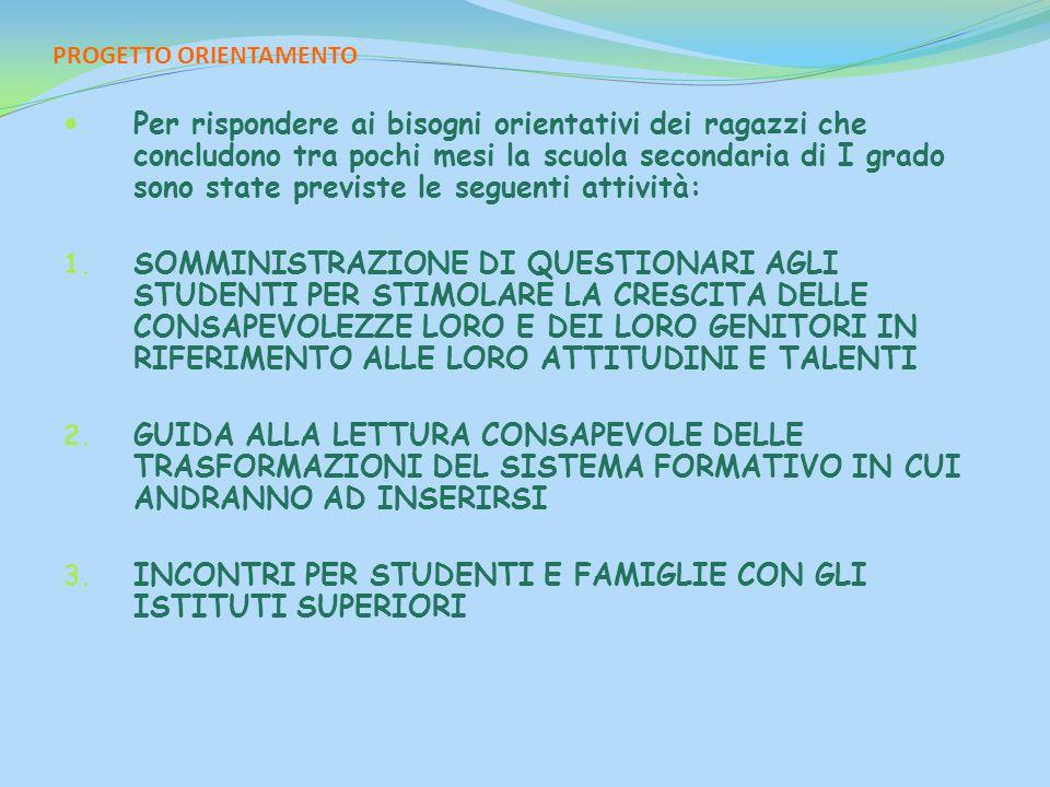 OBIETTIVI DS La responsabilità sociale della Scuola è essenzialmente garantire il SUCCESSO FORMATIVO degli ALUNNI (DPR 275/1999) attraverso OBIETTIVI di MISSIONE.