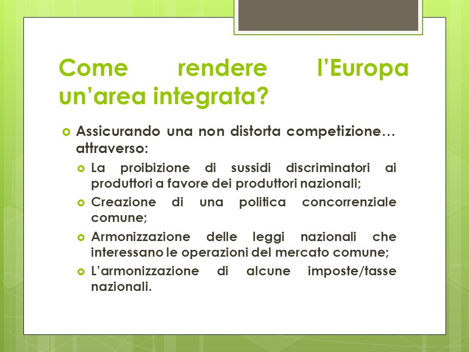 La UE pre Lisbona  Per i secondi era preoccupante in particolare la capacità della Corte UE di interpretare il Trattato di Roma ed i conseguenti emendamenti.