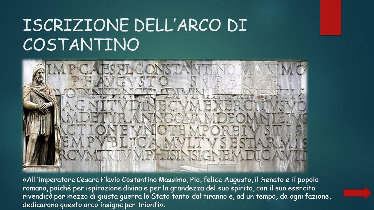 ELEMENTO DELL'UTILITA' L'Aqua Iulia venne costruito da Agrippa nel 33 a.C.