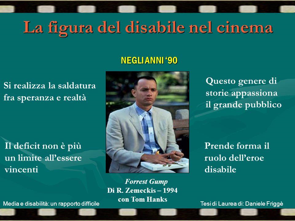 La figura del disabile nel cinema FINO AD OGGI...
