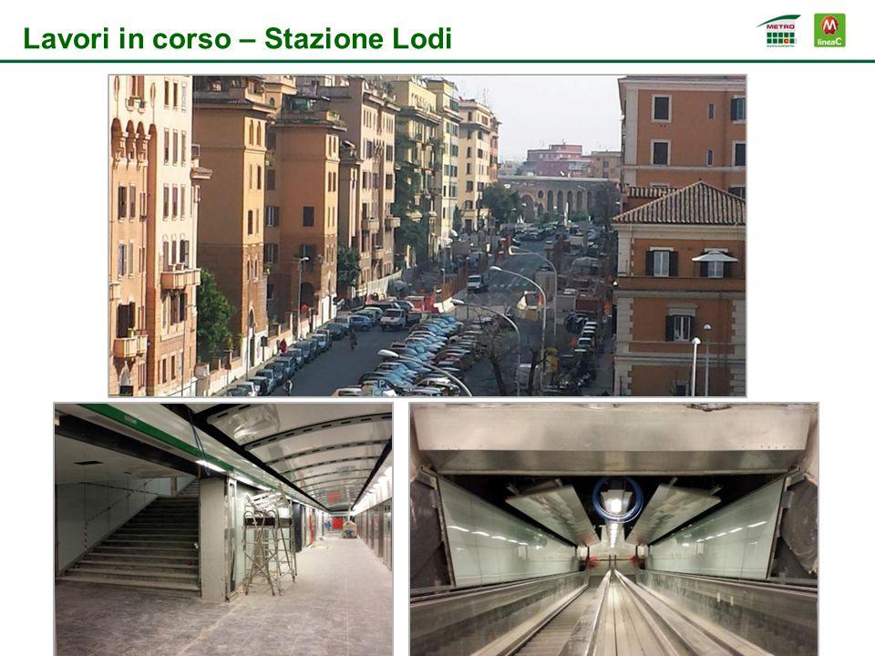 Lavori in corso – Stazione Lodi