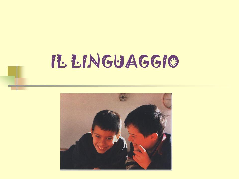 32 Linguaggio e Abilità Sociali Secondo J.