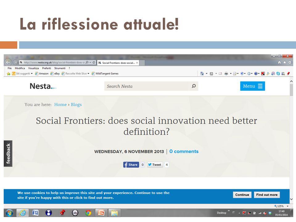 I rapporti di collaborazione delle cooperative sociali Fonte: AUR 2013