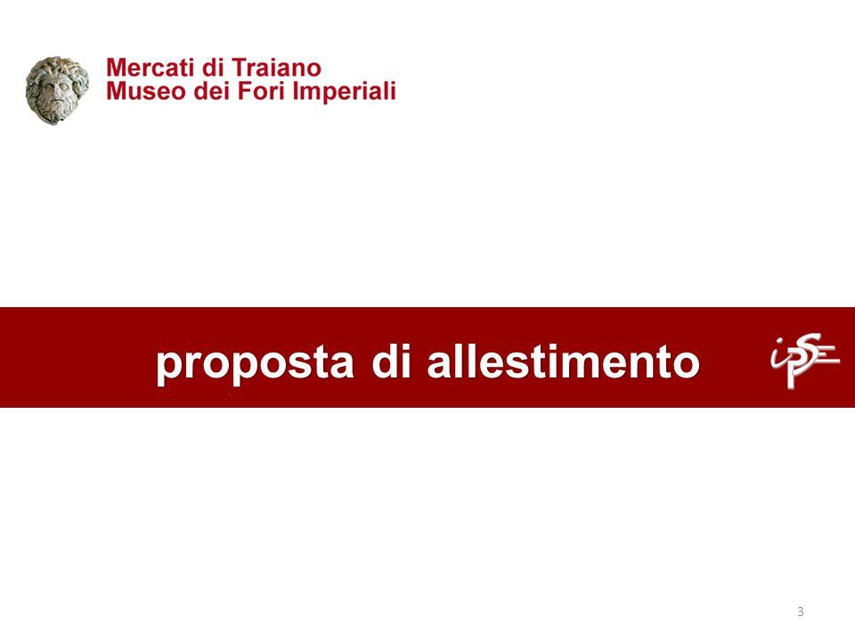 proposta di allestimento 3
