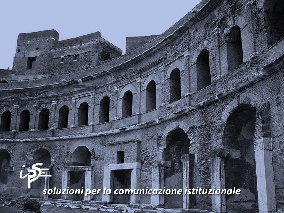 soluzioni per la comunicazione istituzionale 36