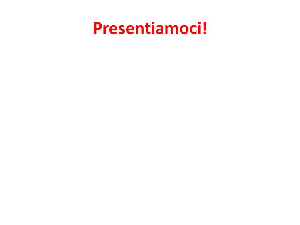 After a verb After a preposition Offro io.Vado io.