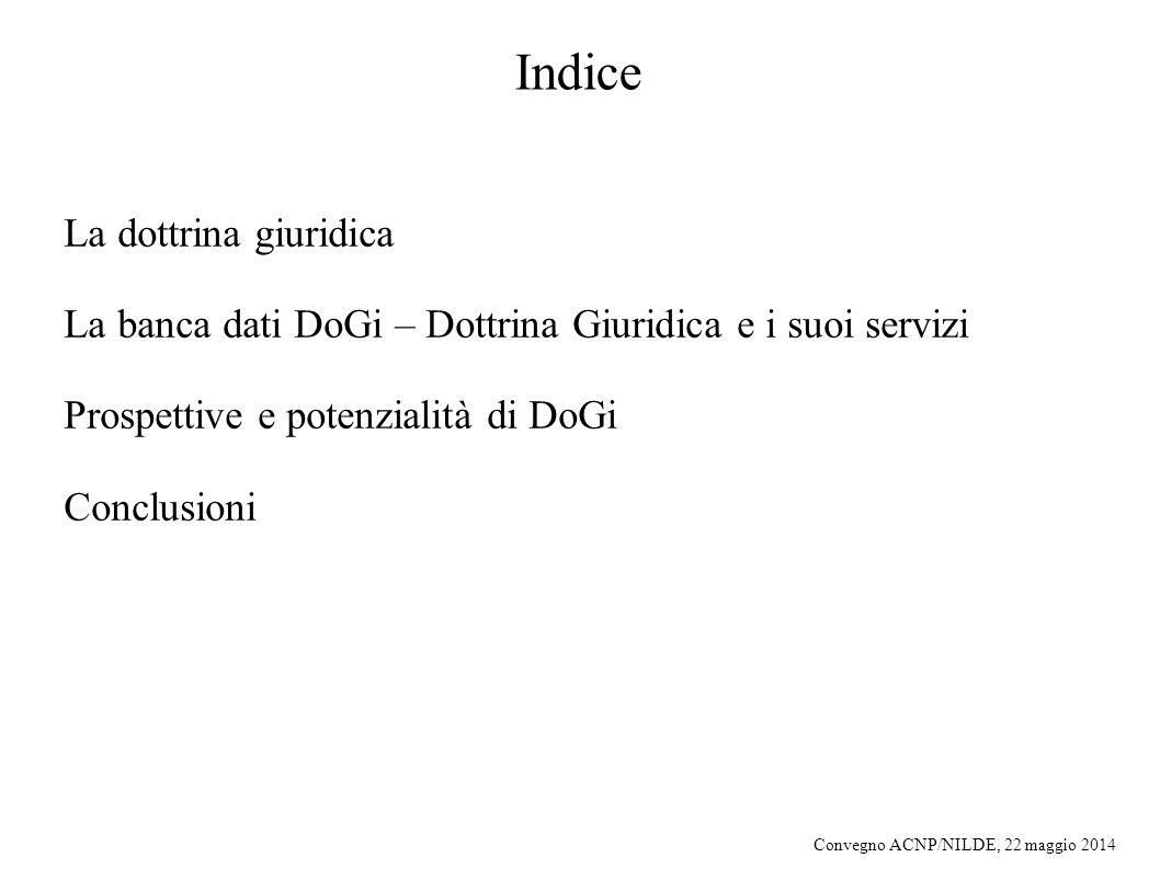 OpenDoGi Accesso aperto all'informazione giuridica: un Social Science Research Network (SSRN) nazionale giuridico.