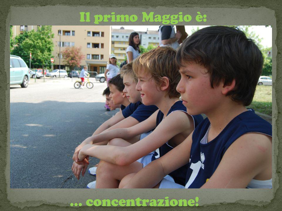 … concentrazione!