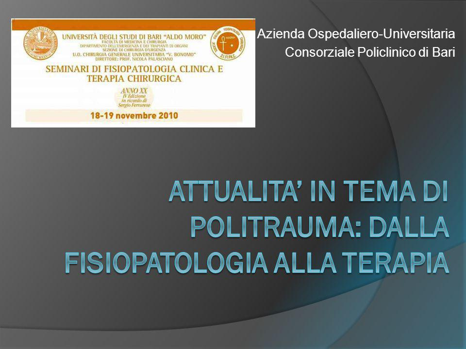 Azienda Ospedaliero-Universitaria Consorziale Policlinico di Bari