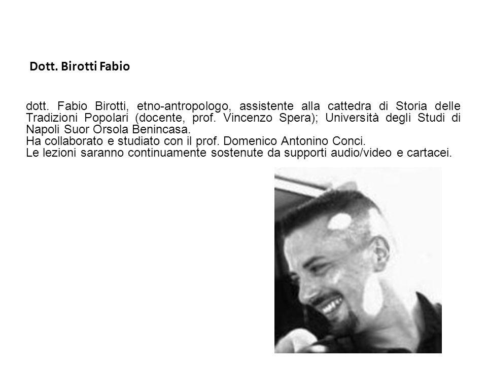 Dott.Birotti Fabio dott.