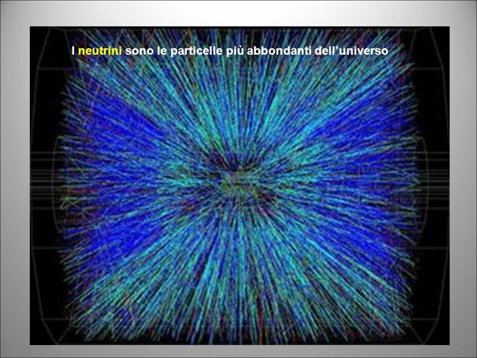 Altre particelle raggiungono il suolo e possono essere catturate da rivelatori posti sulla superficie terrestre.