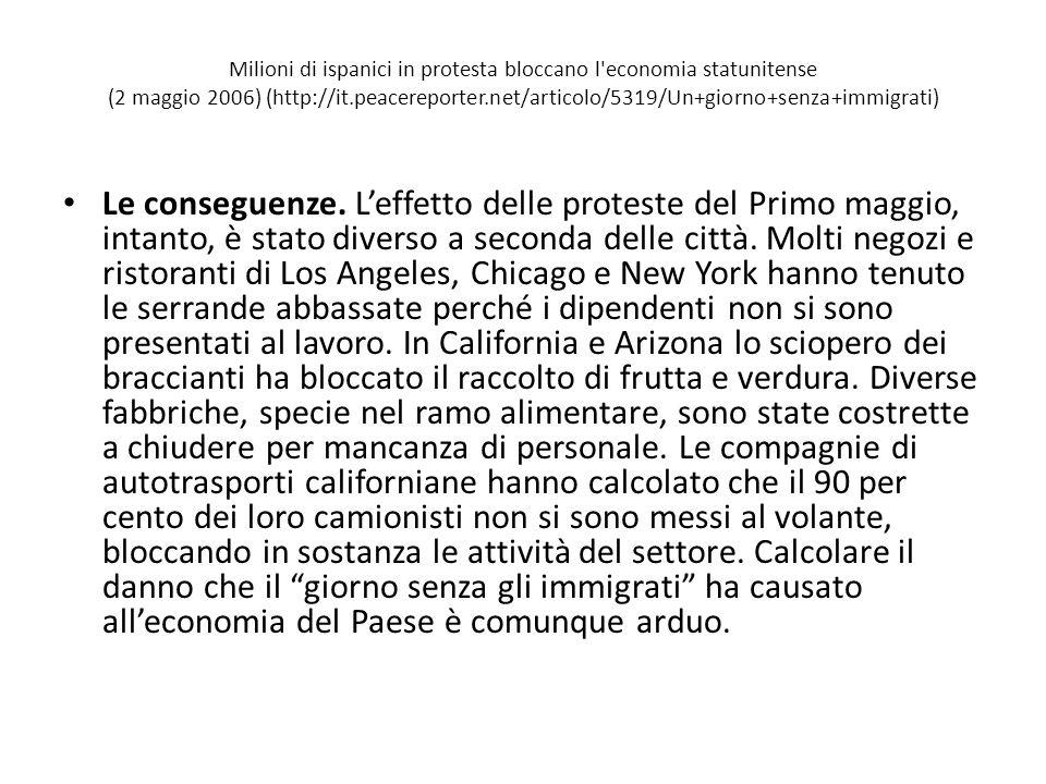 PRIMO MARZO 2014 - UNA GIORNATA SENZA DI NOI – ITALIA (HTTP://WWW.CORRIEREDELLEMIGRAZIONI.IT/2014/03/04/PR IMO-MARZO-BAGNATO/) ASTENSIONE DAL LAVORO, SCIOPERO DEGLI ACQUISTI, CORTEI, SIT-IN, PRESIDI PERMANENTI.