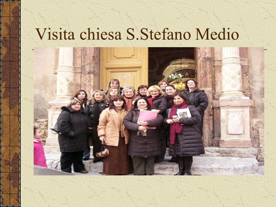 S.STEFANO MEDIO FACCIATA CHIESA S.