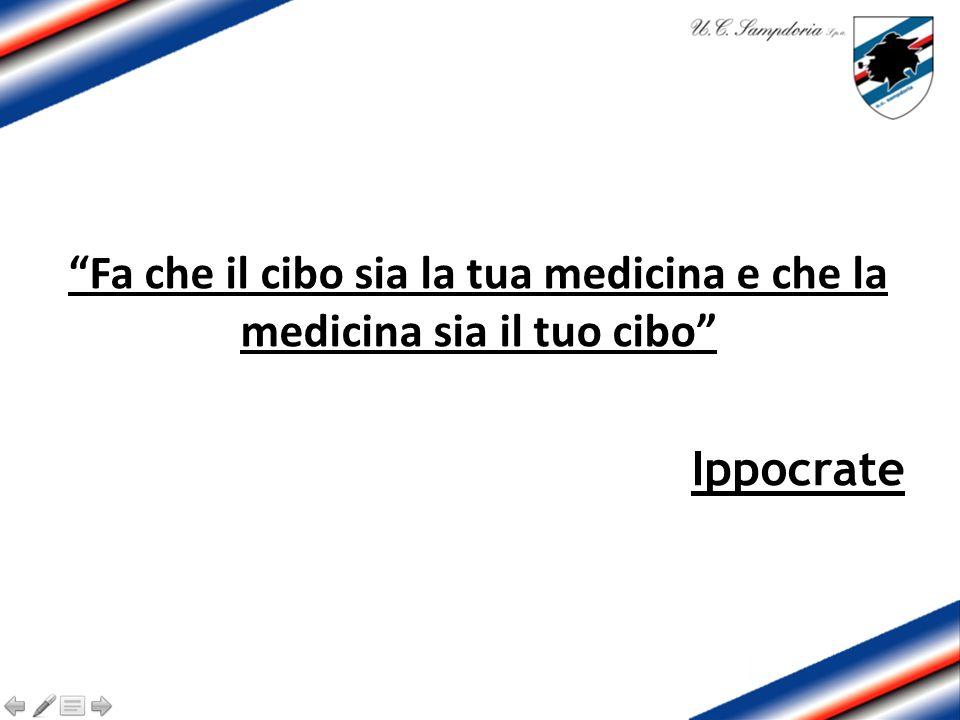 """""""Fa che il cibo sia la tua medicina e che la medicina sia il tuo cibo"""" Ippocrate"""