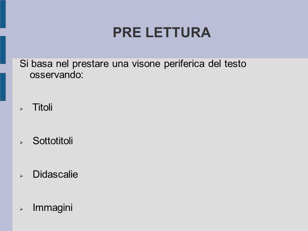 LETTURA ANALITICA 1.