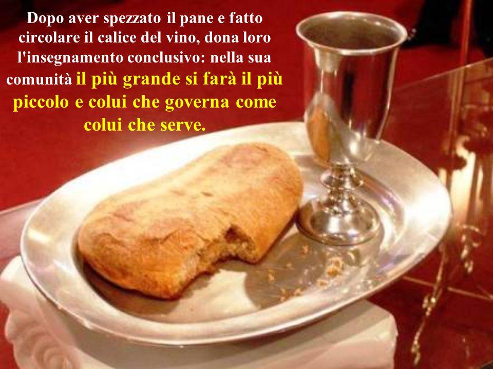 Il giorno degli Azimi, la festa di Pasqua, nella